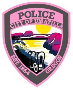 Umatilla Police (OR) - PINK SHOULDER (1)